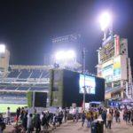 各國市中心蓋巨蛋並不少 如 MLB 教士棒球場